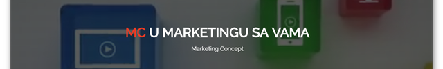 Marketing Koncept