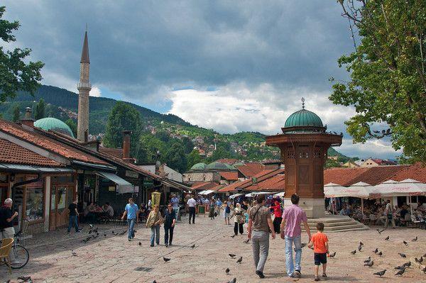 Poseta Sarajevu – Baščaršija i baš dobra kafa – Moj Vikend ...
