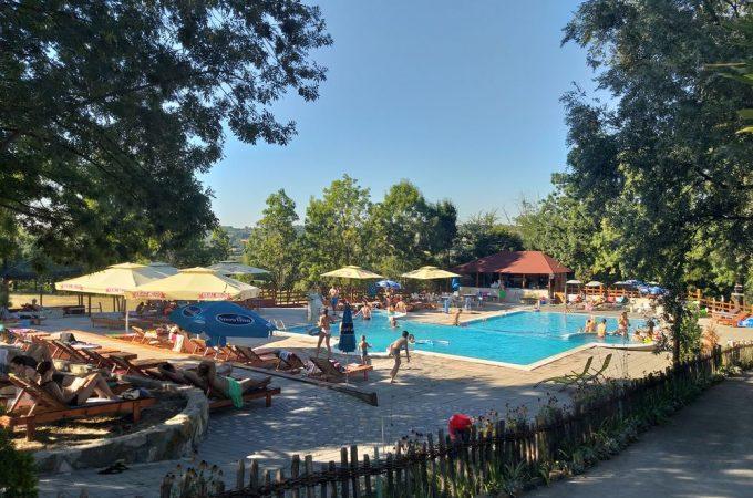 Etno selo Lužnice u centru Srbije