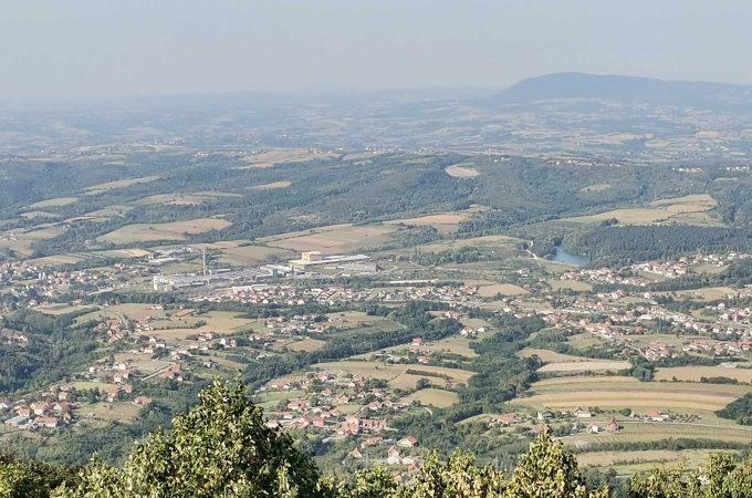 U podnožju planine Bukulje