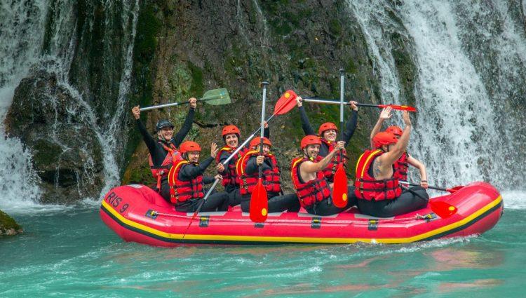 Preporučujemo kamp Tara-Raft
