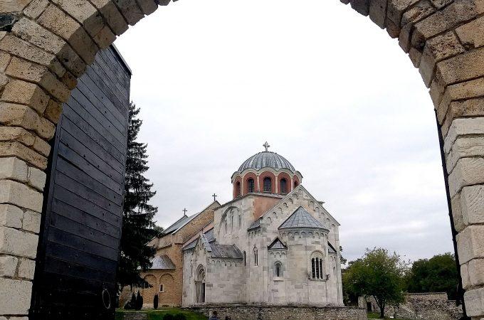 Drevni grad i manastir Studenica